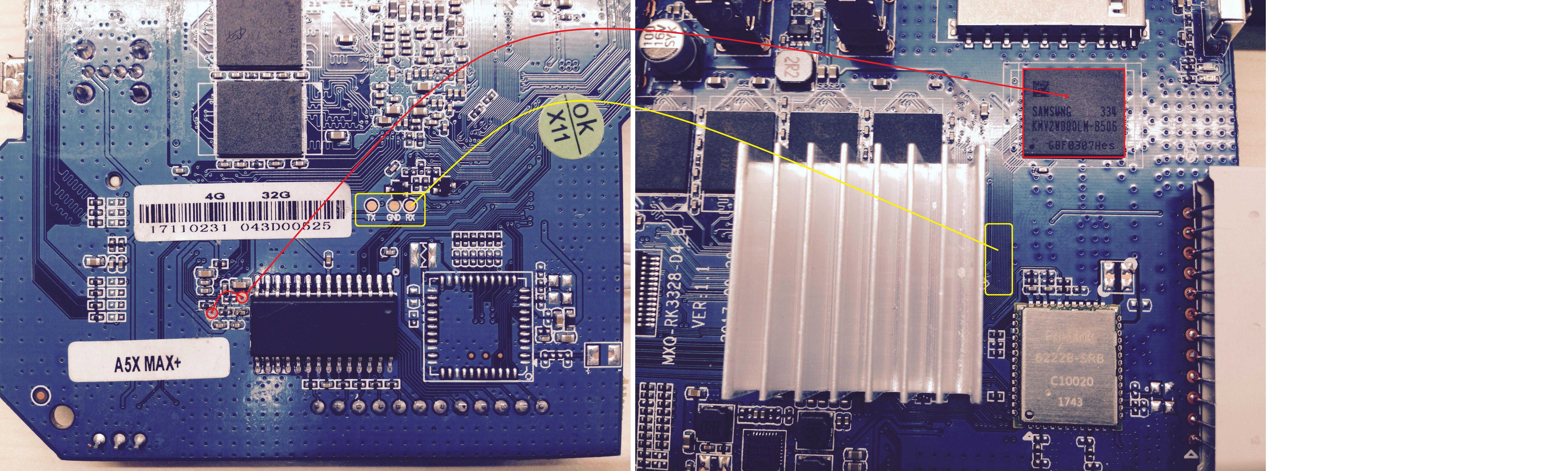 A5X MAX RK3328 4GB/16GB - Rockchip 3288 & 3328 - Armbian forum
