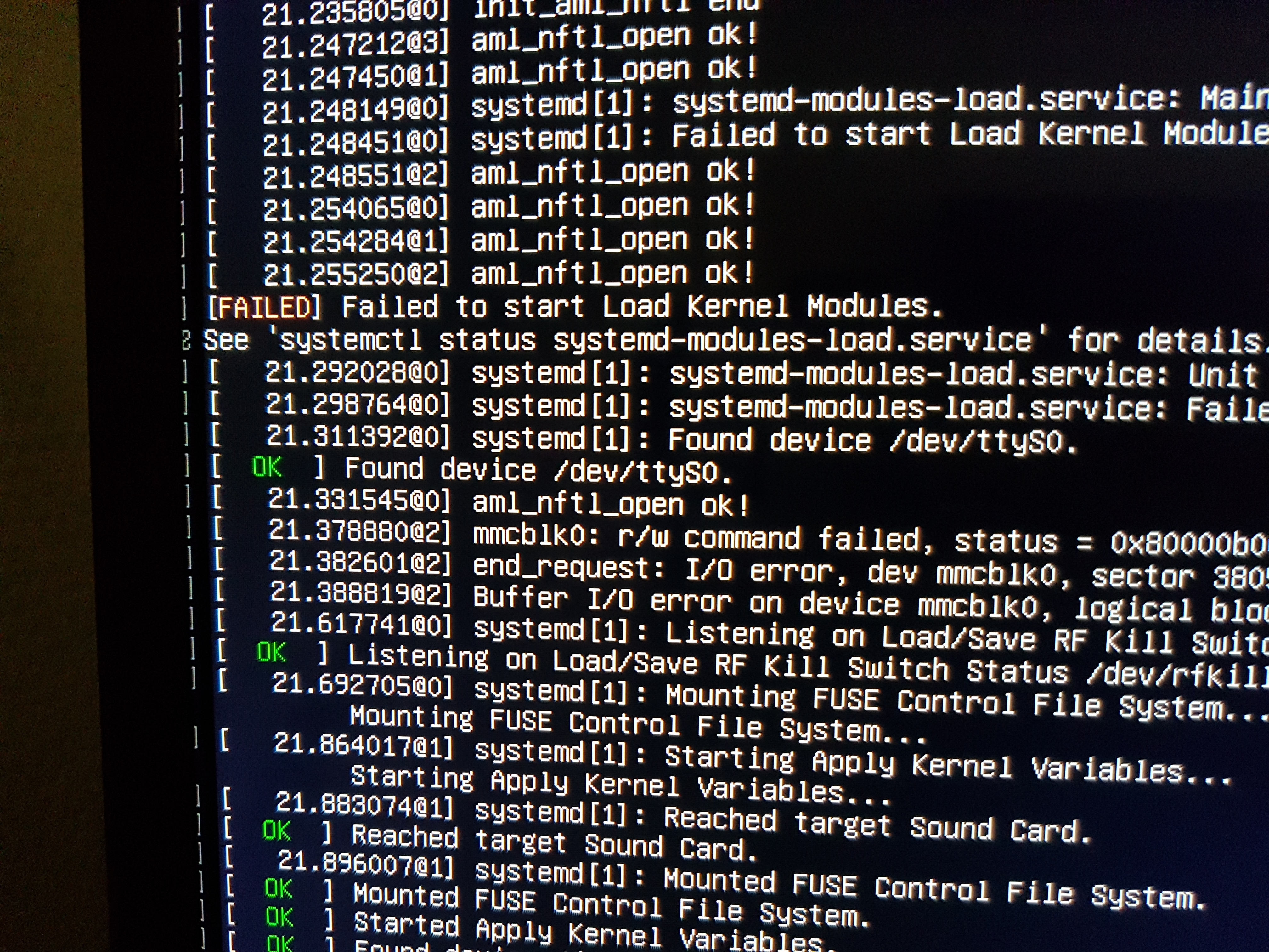 Armbian for Amlogic S802/S812 - Page 11 - TV boxes - Armbian