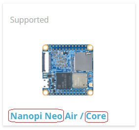 eMMC device not Detected by armbian on nanoPi duo core - Allwinner