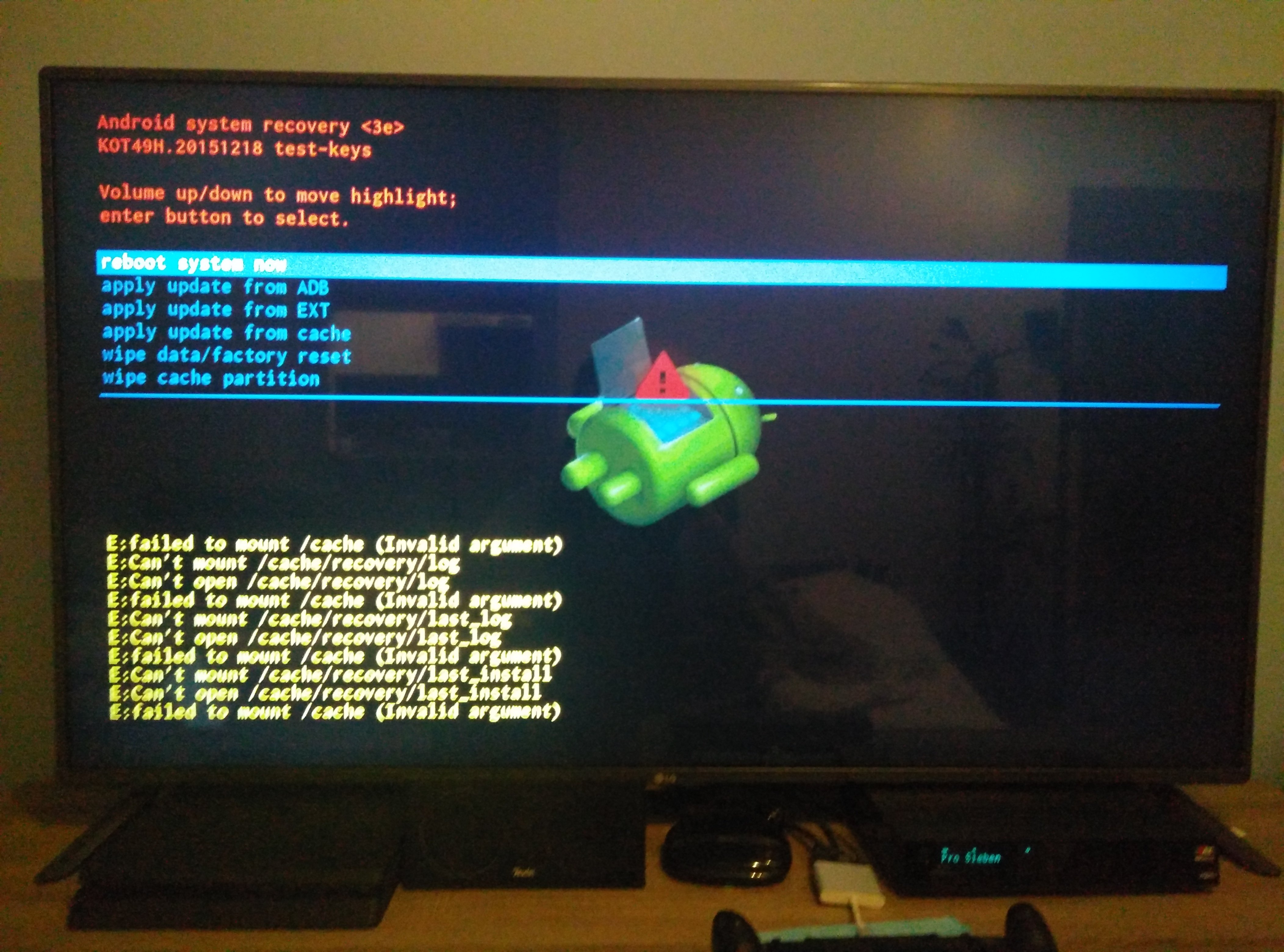 Armbian for Amlogic S805 - Page 10 - TV boxes - Armbian forum