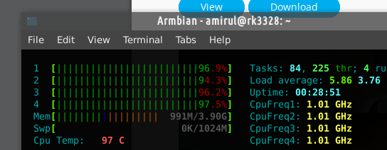 Armbian for TV box rk3328 - Page 12 - TV boxes - Armbian forum