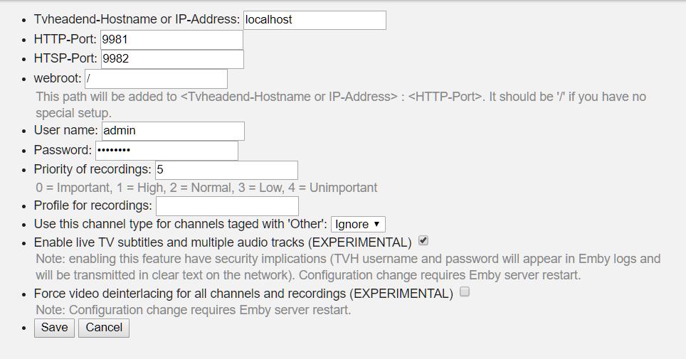 IPTV rebroadcasting mission - MPEG to HLS - General chit