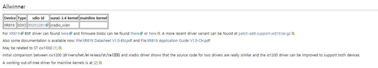OPi Zero: xradio_wlan driver Kernel hang - Allwinner H2 & H3